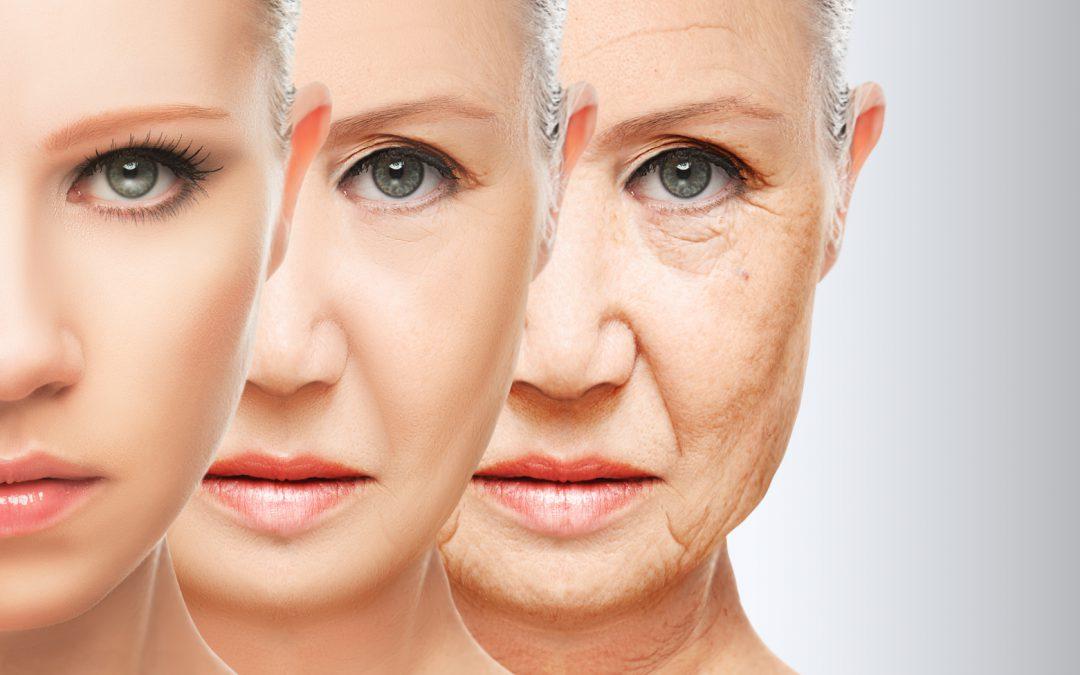 Peau et l'anti-âge naturel