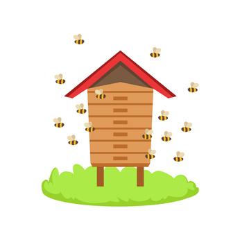 Je dis oui à la ruche