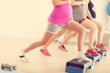 L'entrainement physique pendant la grossesse