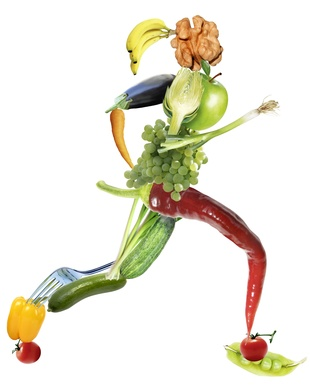 Les gestes alimentaires à favoriser après un marathon.