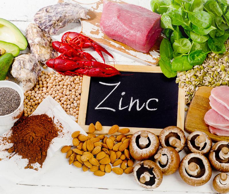 Focus sur le zinc