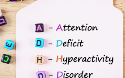 Trouble du déficit de l'attention et la nutrition